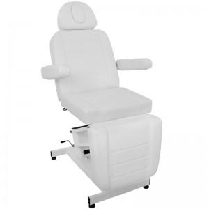 Elektrinė kosmetologinė lova AZZURRO 705, Balta