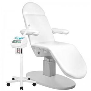 """Rinkinys: Elektrinė kosmetologinė lova """"ECLIPSE 3"""" BALTA + """"WAPOSON 2103"""""""