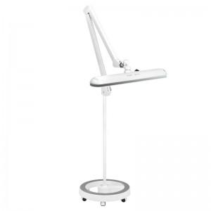 """Kosmetologinė LED lempa """"ELEGANTE 801-TL"""" su šviesos reguliavimu, balta"""
