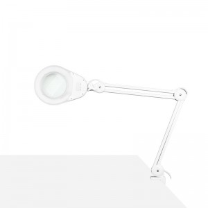 "Kosmetologinė lempa ""LUPA ECO 63"" LED SMD 3D"