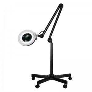 Kosmetologinė LED lempa - lupa L5