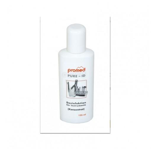 Promed PURE - ID koncentruotas skystis įrankių dezinfekcijai 125 ml
