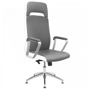 Kliento kėdė RICO A1501-1, Pilka