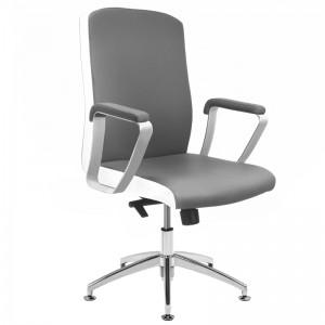 Kliento kėdė RICO B1501, Pilka