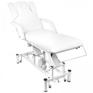 Elektrinė masažinė lova AZZURRO 707A, Balta