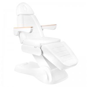 Elektrinė kosmetologinė lova LUX 3, Balta
