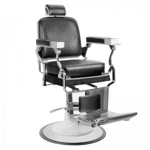 Barber kėdė BLACK PRINCE