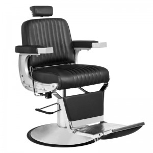Barber kėdė CONTINENTAL BLACK