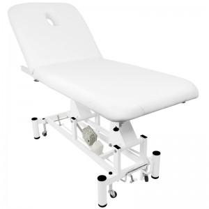 Elektrinė masažinė lova AZZURRO 684, Balta