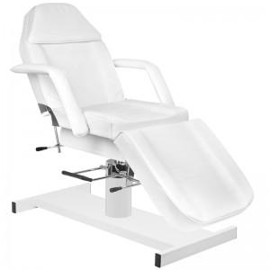 Hidraulinė kosmetologinė lova A-210, Balta