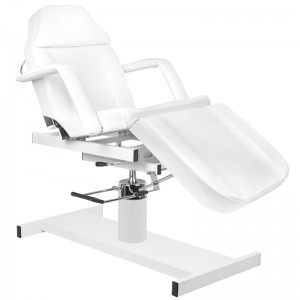 Hidraulinė kosmetologinė lova A-210D, Balta