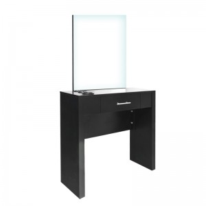 Kirpyklos konsolė - veidrodis GABBIANO Q-126-1