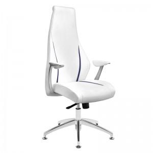 Kliento kėdė RICO 106, Balta