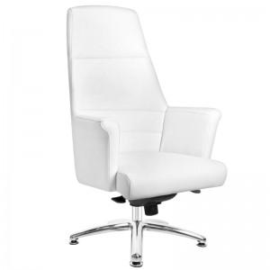 Kliento kėdė RICO 167, Balta