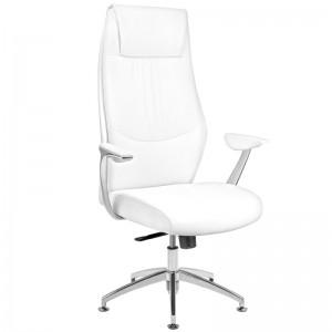 Kliento kėdė RICO 184, Balta