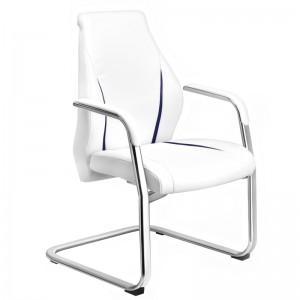 Kliento kėdė RICO 306, Balta