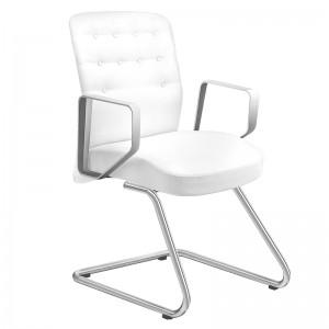 Kliento kėdė RICO 399, Balta