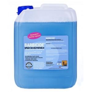 BARBICIDAS Visų paviršių dezinfekavimo purškiklis, aromatinis - 5l