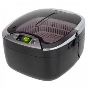Ultragarsinė vonelė ACD-7920, talpa 0,85 L 55W, juoda