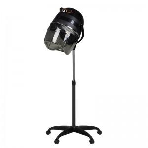 Džiovintuvas - šalmas su stovu GABBIANO, juodas