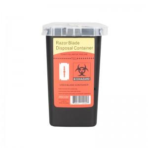 Medicininių atliekų konteineris 1L