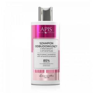 APIS AMARANTUS atstatomasis šampūnas su amarantus, 300 ml
