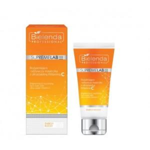"""BIELENDA SUPREMELAB Energy Boost"" skaistinamoji ir maitinamoji kaukė su vitaminu C 70 ml"