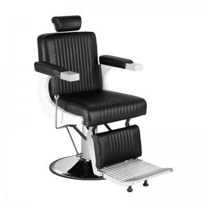 Kirpyklos kėdė IMPERIUM, juoda