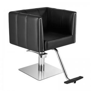GABBIANO kirpyklos kėdė CASSINO, juoda