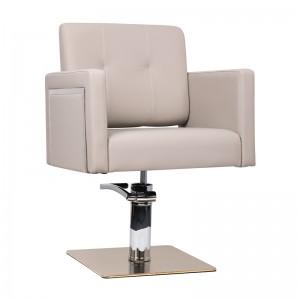 GABBIANO kirpyklos kėdė BERGAMO, rausva