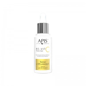 APIS RE-VIT C HOME CARE esencija su vitaminu C 10% 30 ML