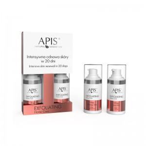 APIS EXFOLIATING HOME CARE intensyvus odos atnaujinimas per 2 dienas
