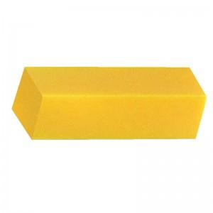 Nagų blokelis, geltonas. 1vnt.