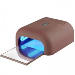 Lempa UV 36W TIMER SOFT CAPPUCCINO