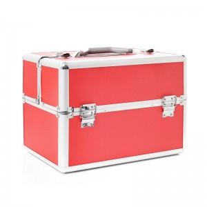 Kosmetinis lagaminėlis S - RED