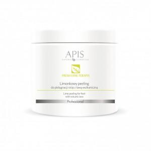 APIS Fresh Lime terApis Lime pėdų šveitiklis 500g