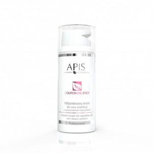 APIS Couperose -Stop vitamino kremas kuperozinei odai 100ml