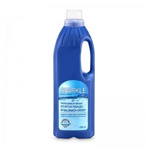 BARBICIDE SPARKLE koncentratas, skirtas pašalinti  nešvarumus nuo visų tipų grindų, 1000ml