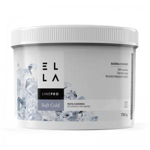 Cukraus pasta depiliacijai Ella Soft Cold 750g