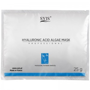SYIS dumblių kaukė su hialurono rūgštimi, 25 g.