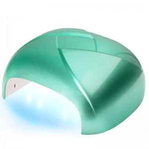 Lempa TWISTER UV DUAL LED 36W TIMER + SENSOR Žalia