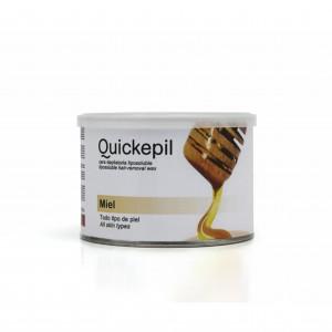 Depiliacinis vaškas su medumi QUICKEPIL 400ML