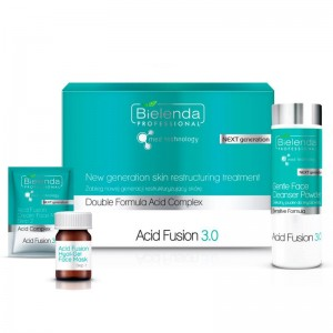"""""""BIELENDA Acid Fusion 3.0"""" - odos restruktūrizavimo rinkinys, skirta 5 procedūroms"""