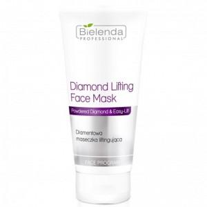 BIELENDA Diamond, stangrinamoji veido kaukė su deimantiniais milteliais, 175ml