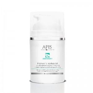 APIS DERMASOFT intensyvus, raminantis gelis po odos dermatologinių procedūrų, 50 mlA