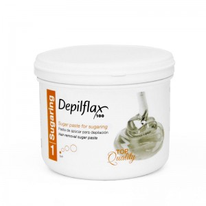 Cukraus pasta depiliacijai DEPILFLAX 100 SOFT 720g