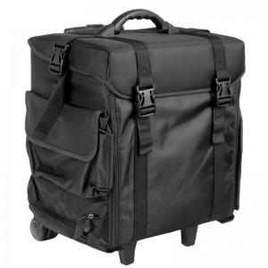 Kosmetinis lagaminas LOOK 501BT Juodas