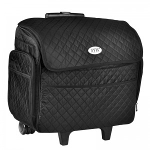 Medžiaginis lagaminėlis SA938 BLACK PIK