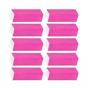 Nagų blokeliai, rožiniai,10 VNT