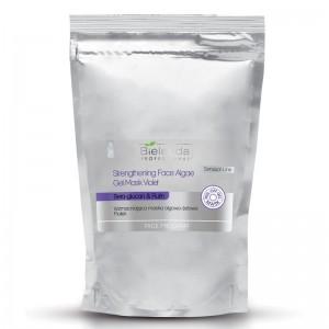 BIELENDA  stiprinanti dumblių-gelio kaukė su beta-gliukanu, rutinu ir vitaminu C, 200g